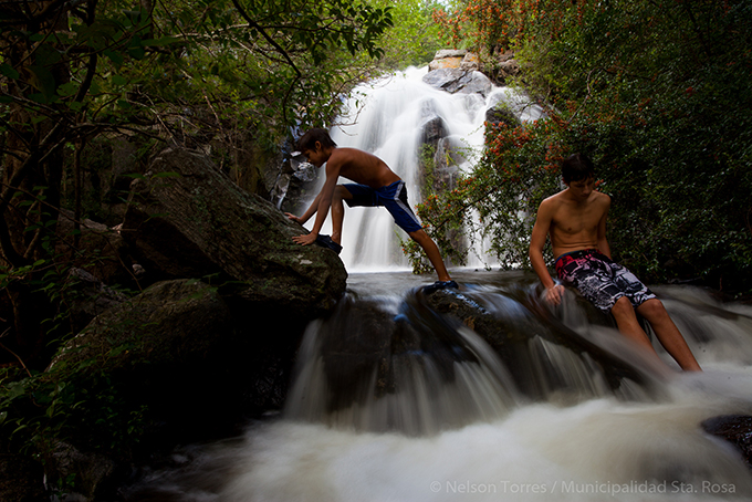 Reserva Natural la cascada