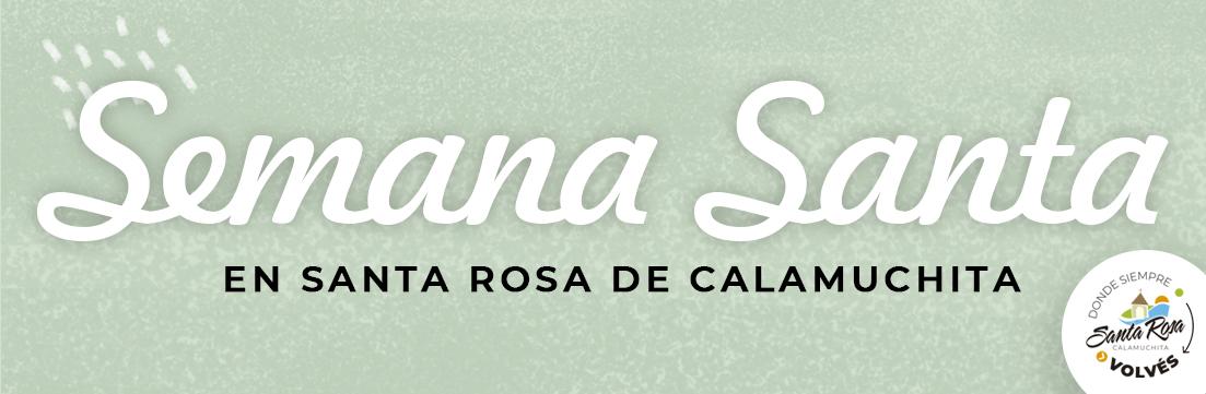 Semana Santa en Santa Rosa